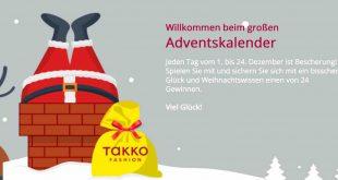 Takko Online Adventskalender
