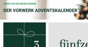 Vorwerk Online Adventskalender