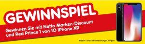 Netto iPhone Gewinnspiel