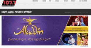 Disneys Aladdin Vorpremieren-Tickets gewinnen