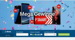 LIDL Strom Smartphone Gewinnspiel