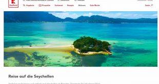 kaufland seychellen traumreise gewinnspiel